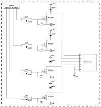 Sterowniki silnika krokowego unipolarnego