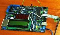 AVR/RFM70 - b.tania cyfrowa radiowa transmisja audio 2,4GHz