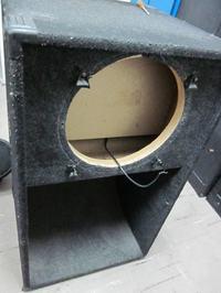 Dopasowanie głośnika do obudowy