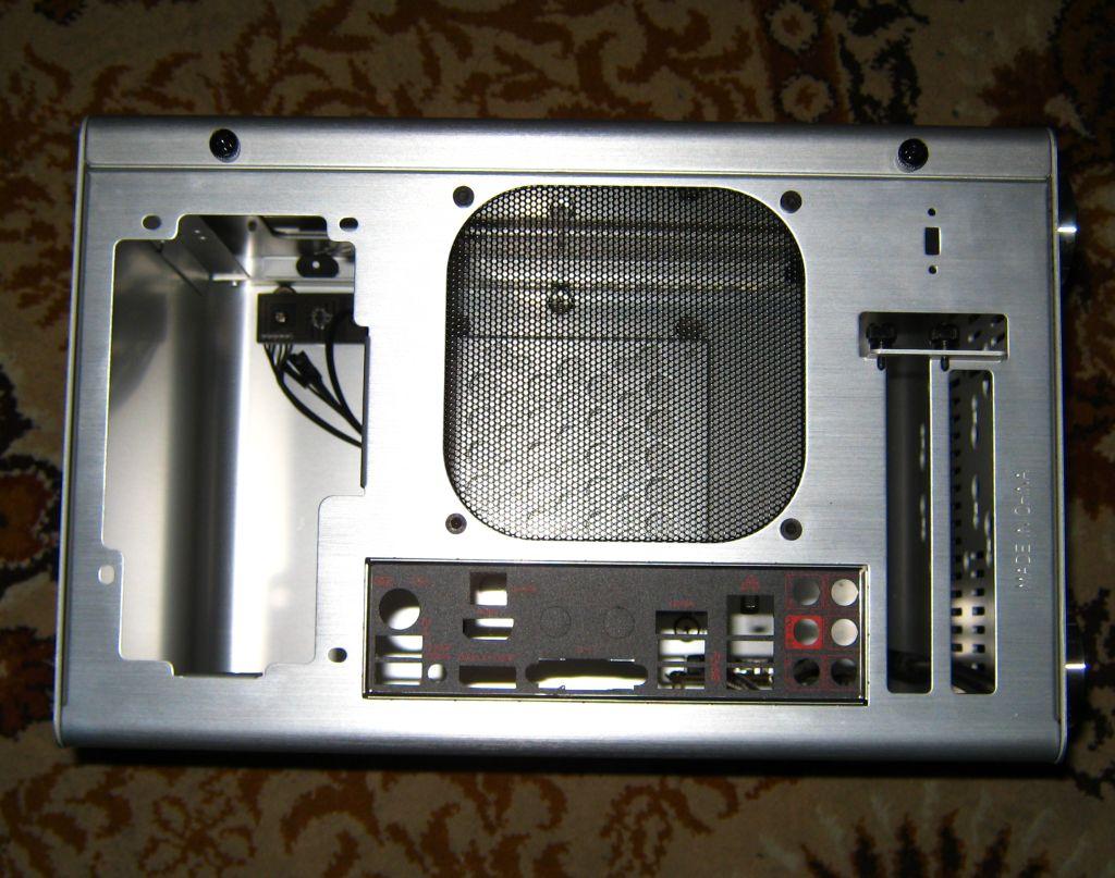 Cichy ITX - podejście drugie