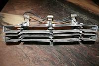 Prostownik do spawarki transformatorowej na dwie fazy.