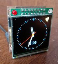 Budzik na ATxmega z graficznym wy�wietlaczem OLED