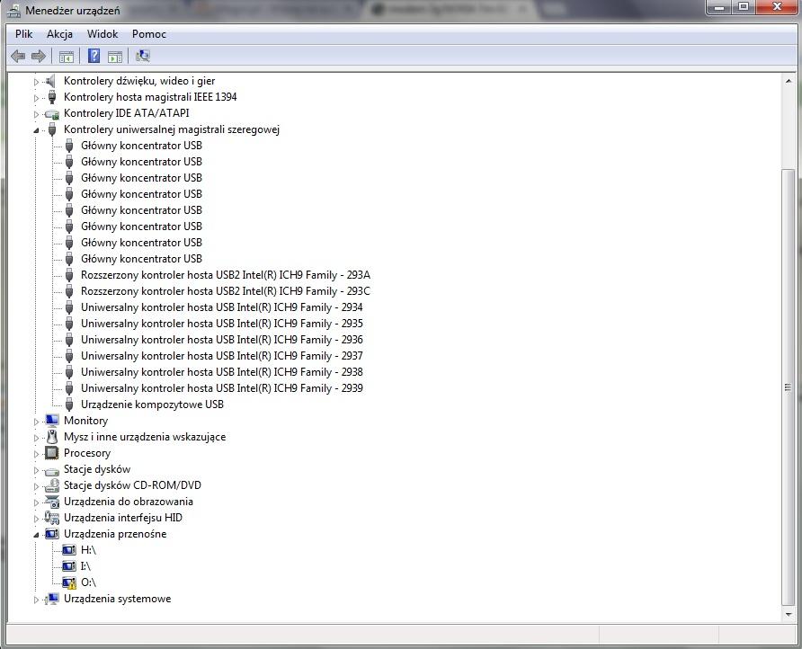 modem 3g NOKIA 7m-02 - Brak po��czenia, system nie wykrywa modemu.
