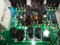 Naprawa wzmacniacza kolumny aktywnej Voice Kraft RXA12P150U