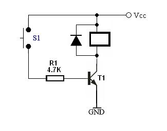 Strzelnica laserowa(o�la ��czka) - przerzutnik monostabilny