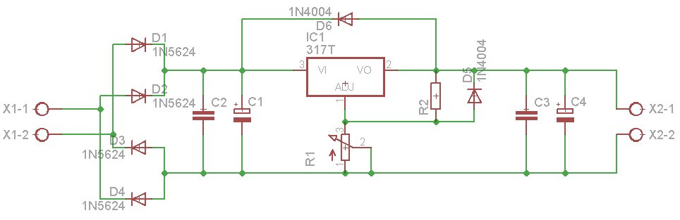 regulator napi�cia wzgl�dem temperatury 12V