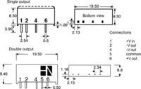 KTM RC8R Wymiana i podp. tylnich kierunkowskazow orginalnie LED 6V na LED 12V 2w