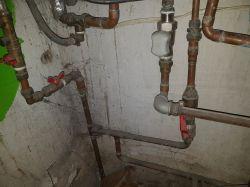 Słabe ciśnienie ciepłej wody w kranie oraz niska temperatura, kocioł Vaillant