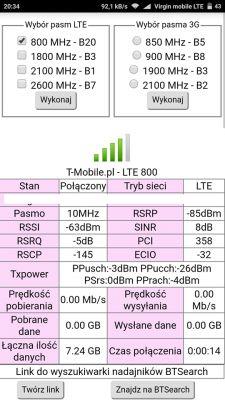 Antena ATK-LOG ALP LTE MIMO