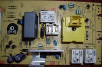 Mastercook PTD84-uszkodzony moduł rezystory R71, R72 wyparowały wraz ze ścieżką.