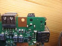 LG GE50 uszkodzone gniazdo zasilania -  jaki to typ gniazda?
