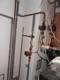 Ogrzewanie domu - Grzeje tylko jedna kondygnacja, dziwny system CO
