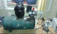 Kompresor z zamrażarki