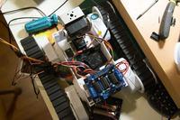 Zdalnie sterowany czołg z Arduino i Raspberry Pi