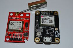 Comparison of two NEO-6M GPS receivers
