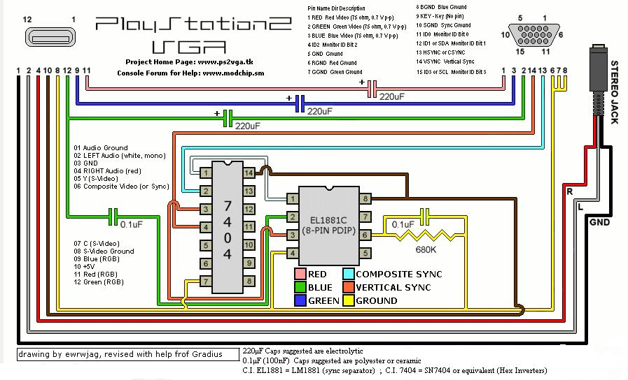 Sony Gets One Step Closer To Breakeven Point With Latest Playstation 3 Design further Ps3 Dual Shock Pcb additionally Av Wiring Diagram For Playstation 2 as well Ps2 Controller To Usb Via Transceiver in addition 465701 Xbox 360 S 250GB   Klocek po liftingu. on ps3 controller schematic