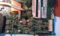 Toshiba A300-146 - zalanie
