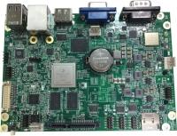 """NutsBoard Pistachio - jednopłytkowy komputer (SBC) 3.5"""" z i.MX6"""
