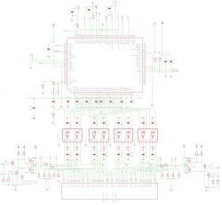 Switch z pasywnym PoE na STM32F107