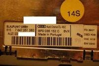 AUDI CHORUS 2+ 8P0 035 152 C BVX nie działa CD