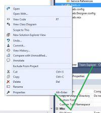 [VS2015/C#] Rozszerzenie do visual studio - warunkowe pokazywanie menu