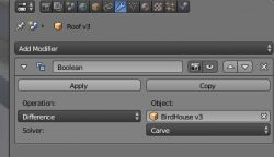 Blender/Boolean - Jak dopasować do siebie dwa elementy wydruku STL