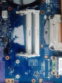 HP Probook 4530s brak obrazu - Laptop załącza się lecz brak obrazu na matrycy