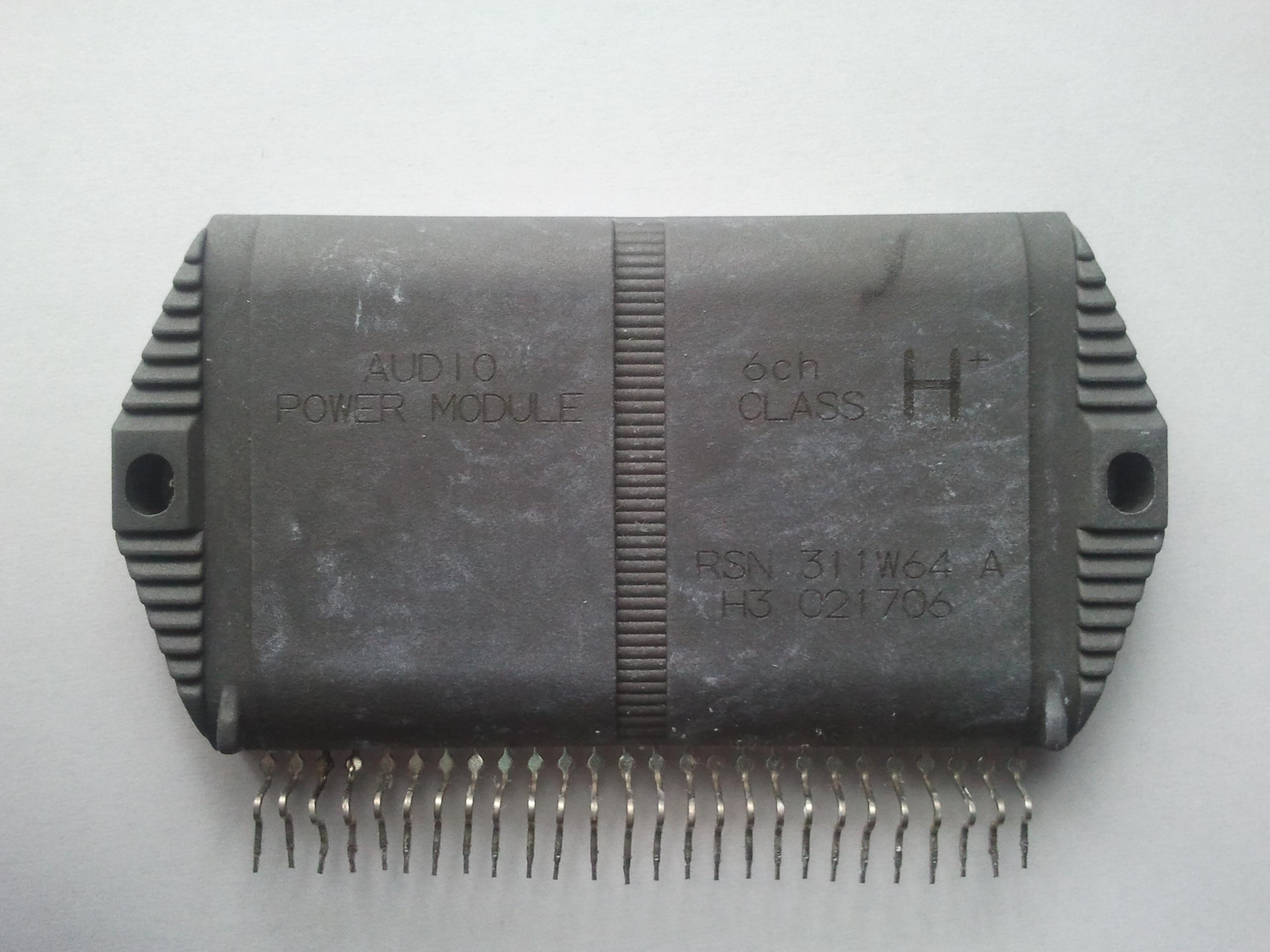 [Sprzedam] Ko�c�wka mocy RSN311W64 B