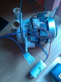 Zmywarka Indesit DI450A - przerywa cykl