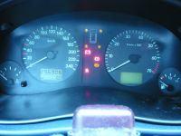 VW Sharan 98r Nie działają zegary, wskaźniki, migająca kontrolka oleju