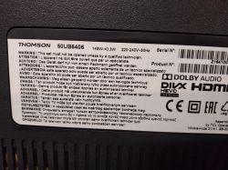 Thomson 50ub6404 jaka wartość kondensatorka?