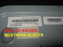 DUMP IRIS LED 43E2000 (SPI)