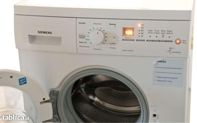 Siemens wasmachine storing f21