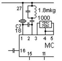 Ośmiokanałowe, zdalne sterowanie w systemie proporcjonalnym