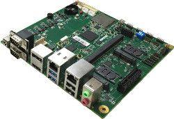 SMARC-iMX8M - moduł SMARC 2.0 z i.MX8M