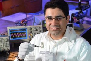 Naukowcy pracuj� nad degradowan� w czasie elektronik�