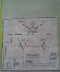 wymiana domofonu pięcioprzewodowego