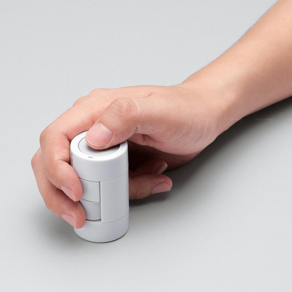 ELECOM M-NE5DL - bezprzewodowa mysz w kszta�cie baterii R20