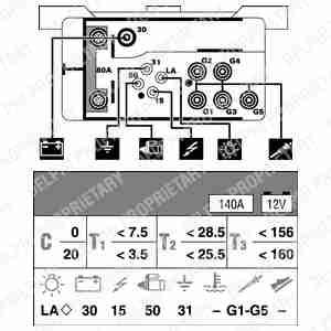 Modu� �wiec �arowych mercedes 4RV 008 188-371 HELLA pod��czenie