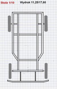 Budowa gokarta - przeniesienie nap�du, uk�ad skr�tny