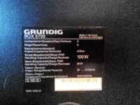 Grundig box 5700 głośnik niskotonowy