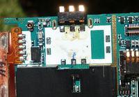 Wymiana gniazda SIM - Omnia i900