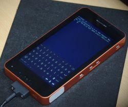 Suprbezpieczny tablet z portem Ethernet i systemem operacyjnym Linux