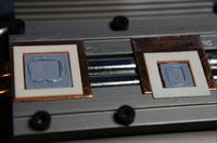 Asus E45M1-I DELUXE - wymiana pasty, lapping i dziwna ramka z pianki