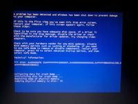 HP - Blue screen po pod�aczenie �adowarki