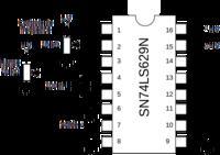 Genetrator przebiegu prostokątnego 8 - 10 MHz. Potrzebny mały, prosty układ.