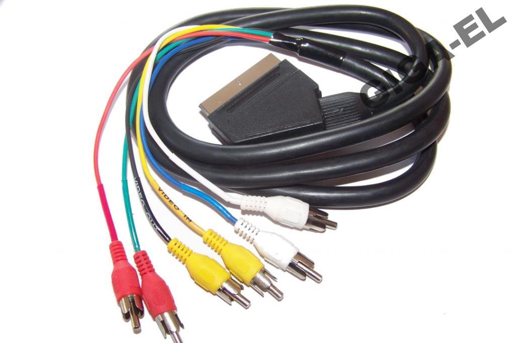 Dekoder cyfrowy - brak wyj�cia antenowego