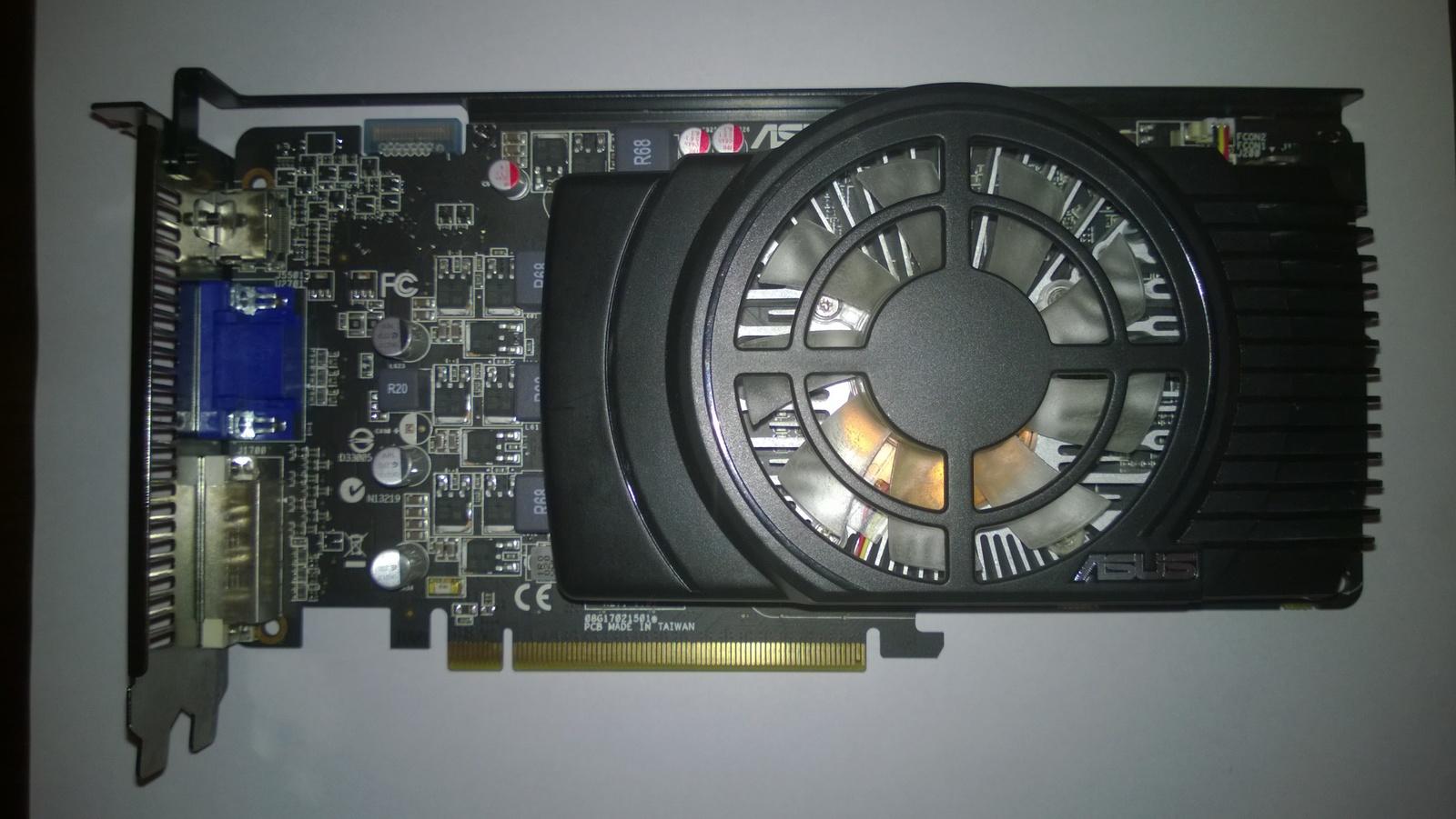 [Sprzedam] Radeon HD 5770 1GB DDR5 128-bit Asus EAH5770 CUcore/G/2DI/1GD5