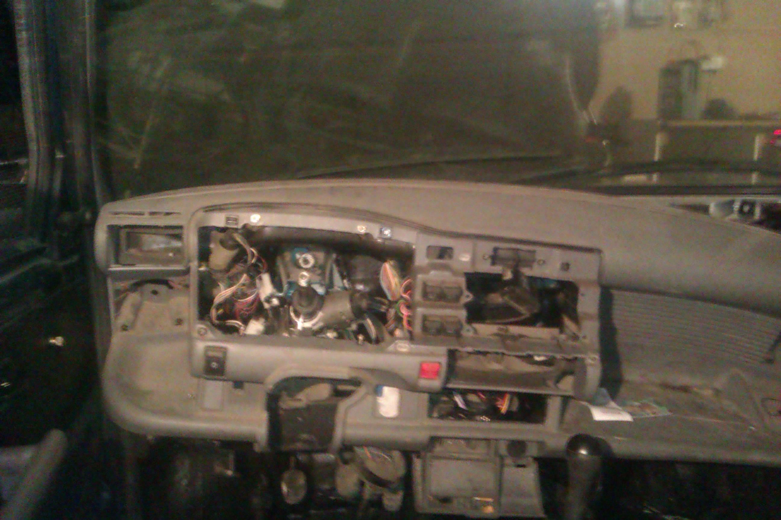Fiat Cinquecento 700  -  Pal�ce sie bez przerwy �wiat�a pozycyjne