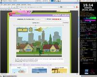 Firefox potrzebuje xxx RAM! I co xx sek 100% procesora
